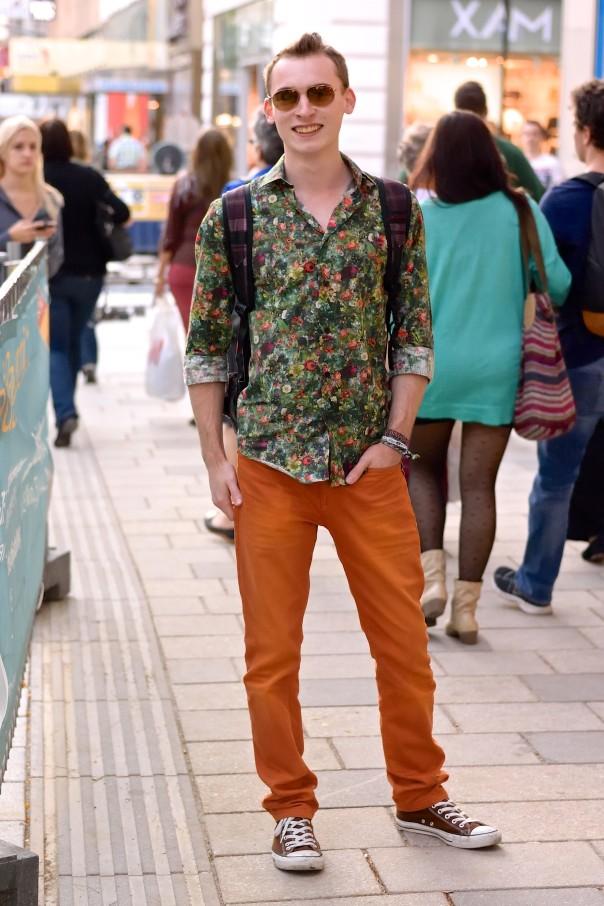 Street Style Wien: September 2014