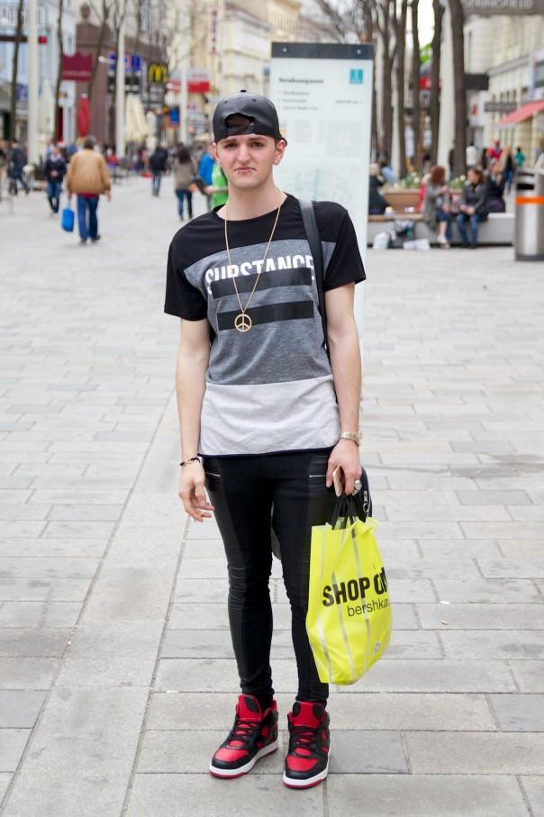 Street Style Wien April 2015